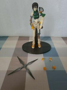 Play Arts Yuffie Final Fantasy VII 7 Action Figure Vol 2 NO BOX
