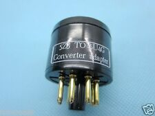 1Piece Gold plated 5Z3 80(adapter top)TO 5U4G 5AR4 tube converter adapter