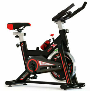 PRO Indoor Cycling Exercise Bike Aerobic Studio Cycle Home Cardio Adjustable