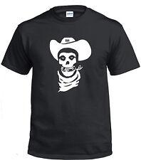 "Size XL Hank 3 Redneck Misfits Danzig Cowboy Trump Hellbilly ""Limited"" T-Shirt"