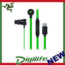 Razer Hammerhead Black/Green In-Ear Gaming Headsets