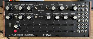 Moog DFAM - Drumcomputer, Drum Synthesizer -  Wie neu