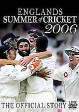 England's Summer Of Cricket 2006 (DVD, 2006, 3-Disc Set, Box Set)