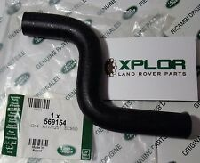 GENUINE LAND ROVER SERIES 2A RHD 4 CYLINDER OUTLET HEATER HOSE  569154