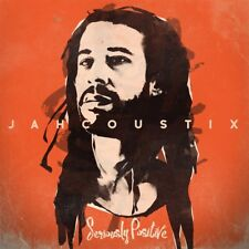 JAHCOUSTIX - SERIOUSLY POSITIVE   CD NEUF