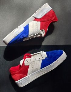 Adidas Originals Rivalry Low XLD Royal/ White/ Red (US 9.5/ EUR 43 1/3)