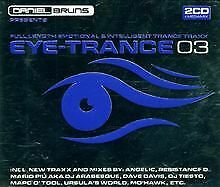 Daniel Bruns Presents Eye Trance Vol. 3 von Various | CD | Zustand gut