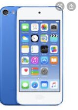Apple iPod Touch 6th Generation Blue (32Gb) Mp3 Player