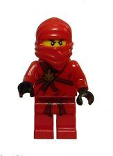 LEGO Kai Ninja NINJAGO MINIFIGURA MINIFIGURA njo007 NUEVO