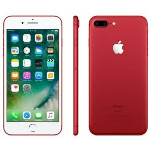 I phone 7 plus RED 128 gb Brand new Apple
