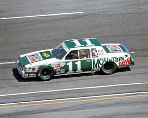 Buick Regal DARRELL WALTRIP Glossy 8x10 Photo Daytona 500 Print Mountain Dew