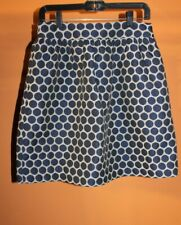 KATE SPADE SKIRT~SKIRT THE RULES. Skater Skirt.  SIZE  8 . LINED. EXCELLENT COND