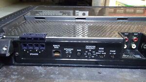 Rockford Fosgate T40001bd   Mono amp  4000Wrms