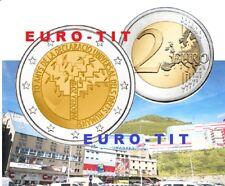 ANDORRE   N° 2   1  X  PIECE    DE  2  EURO  ANDORRE  2018  NOUVEAU  2018   2018