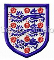 BRITISH FOOTBALL BADGES FULL SET DESIGNS  - M/C EMBROIDERY DESIGNS ON CD OR USB