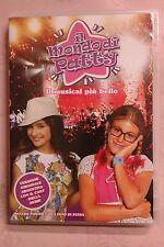 Dvd IL MONDO DI PATTY IL MUSICAL PIÙ BELLO con poster