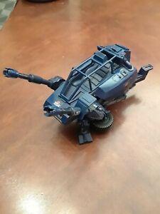 Cobra GI Joe ASP Twin Battle Gun Cannon VA81-267 GI Joe Hasbro 1984