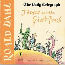 James And The Giant Peach - Audio CD N/Paper