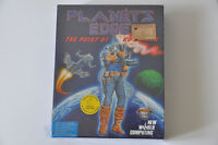 Planet`s Edge: THE POINT OF NO RETURN Rare BOXED PC IBM Collectable DOS Game RPG