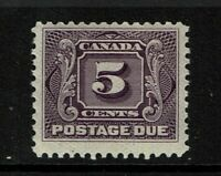Canada SC# J4, Mint Hinged - S2735