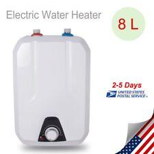 Instant Electric Indoor Water Heater Boiler Mini Constant Temperature 55-75℃ US