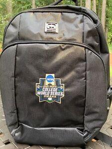 NCAA 2021 Men's College World Series Omaha Backpack OGIO Brand- NWOT- RARE FIND