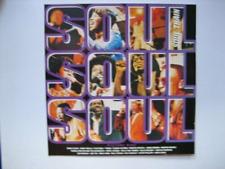Soul Train - Various (1993) audio CD
