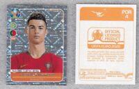 football sticker Cristiano Ronaldo Portugal Preview UEFA Euro 2020 #POR4 (POR6 )