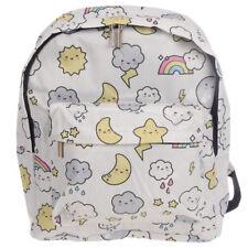 FUNKY CUTE KAWAII WEATHER CLOUDS BACKPACK RUCKSACK SCHOOL BAG NEW WITH TAGS 6d5c0857f7da3
