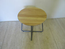 PAIR OF SIDE TABLE ROUND COFFEE TABLE INSIDE OR OUT X 2