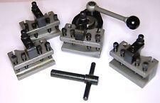 multifix 5 pièces 40 position changement rapide lathetoolpost 120 - 220