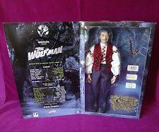 "Sideshow Bela the Gypsy The Wolfman Bela Lugosi 12"" 1/6 action figure doll NRFB"