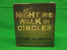 At Night We Walk in Circles Audio CD – Audiobook, Unabridged by Daniel Alarcon