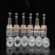 New Screw Port 1-42 Nano Needle Cartridges For Auto Microneedle Stamp Derma Pen