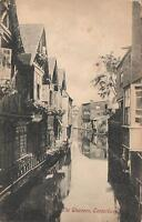 EARLY 1900's VINTAGE POSTCARD - THE WEAVERS, CANTERBURY POSTCARD - J.G. CHARLTON