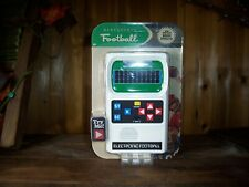 CLASSIC ELECTRONIC FOOTBALL GAME WITH IMPROVED SOUND EFFECTS 1970 RETRO GAME NEW