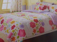 6 pc Circo Bloom Collection Twin Comforter, Shams, Sheet, Valance Set Nip