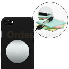 """Acrylic Small Mirror Circle 2"""" Anti-Scratch for Apple iPhone 1 2 3 3G 3GS 4 4S"""