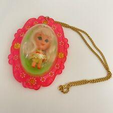 Liddle Kiddles Lucky Locket Vintage Mattel Laverne Pastel Series