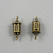 1x Jewelry Making Vintage Retro Findings Charms A17751 Hollow Lamp Post Lamppost