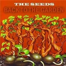The Seeds Back To The Garden CD NEW 2010 Remastered Sky Saxon