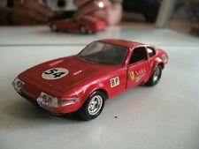 Solido Ferrari 365 GTB4 in Red on 1:43