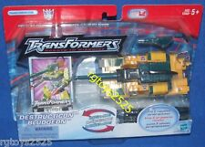 Transformers RID Destructicon BLUDGEON New Factory Sealed KB Toys Exclusive 2002