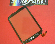Kit VETRO + TOUCH SCREEN per ALCATEL ONE TOUCH 710 710D OT LCD DISPLAY NUOVO