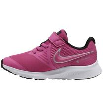 Nike Girls Shoes Purple Fuschia school Running Star Runner 2 PSV New in box