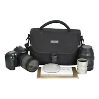 CADEN D12 Medium Camera Bag Case Photo For Nikon/Canon/Sony DSLR Cameras Lenses