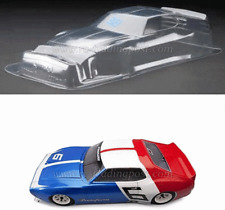 Clear Body 1971 J-71 Javelin VTA Clear Body for VTA Class For RC Car