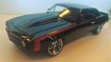 1:18 GMP 1969 Chevrolet Camaro Street Fighter Black