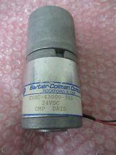 Colman DC Motors CYHC-43000-761 24 VDC CMP Daid 412861