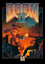 Doom 2 A3 Poster